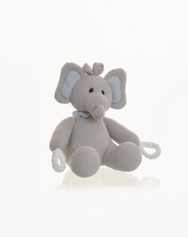 Não Bate Porta Elefante - Azul