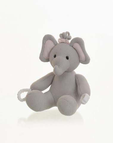 Não Bate Porta Elefante - Rosa