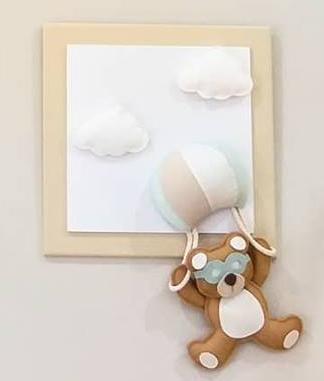 Painel 5 Peças - Balão
