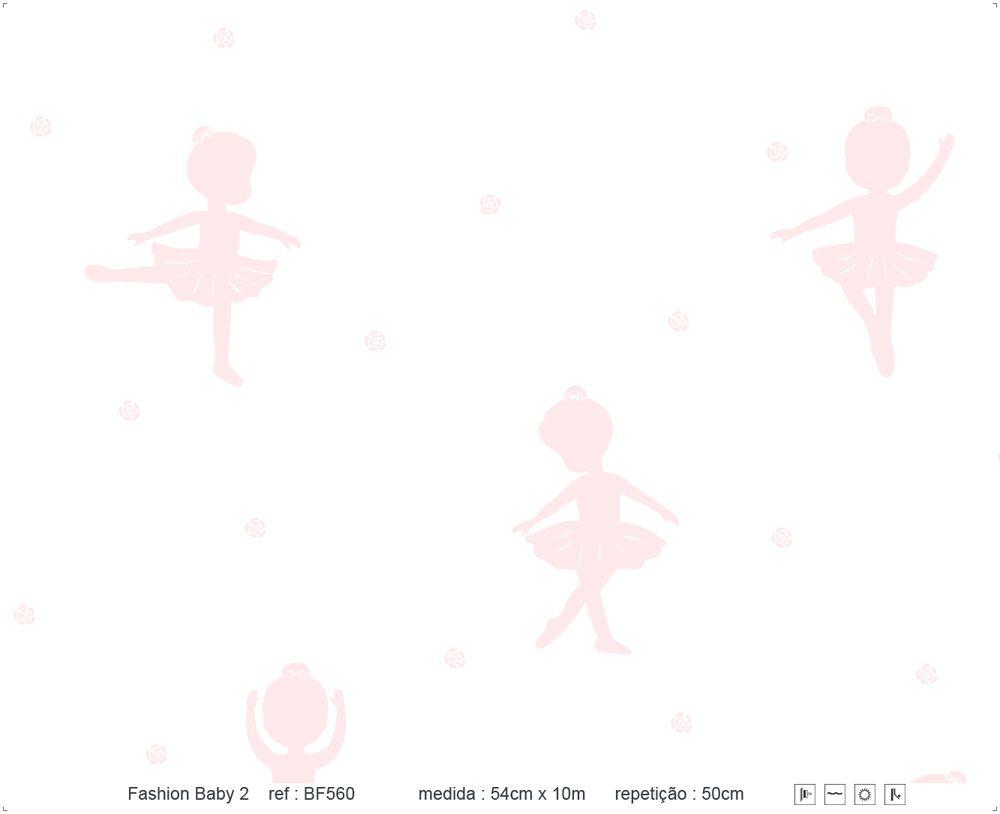Papel de Parede - Bailarina