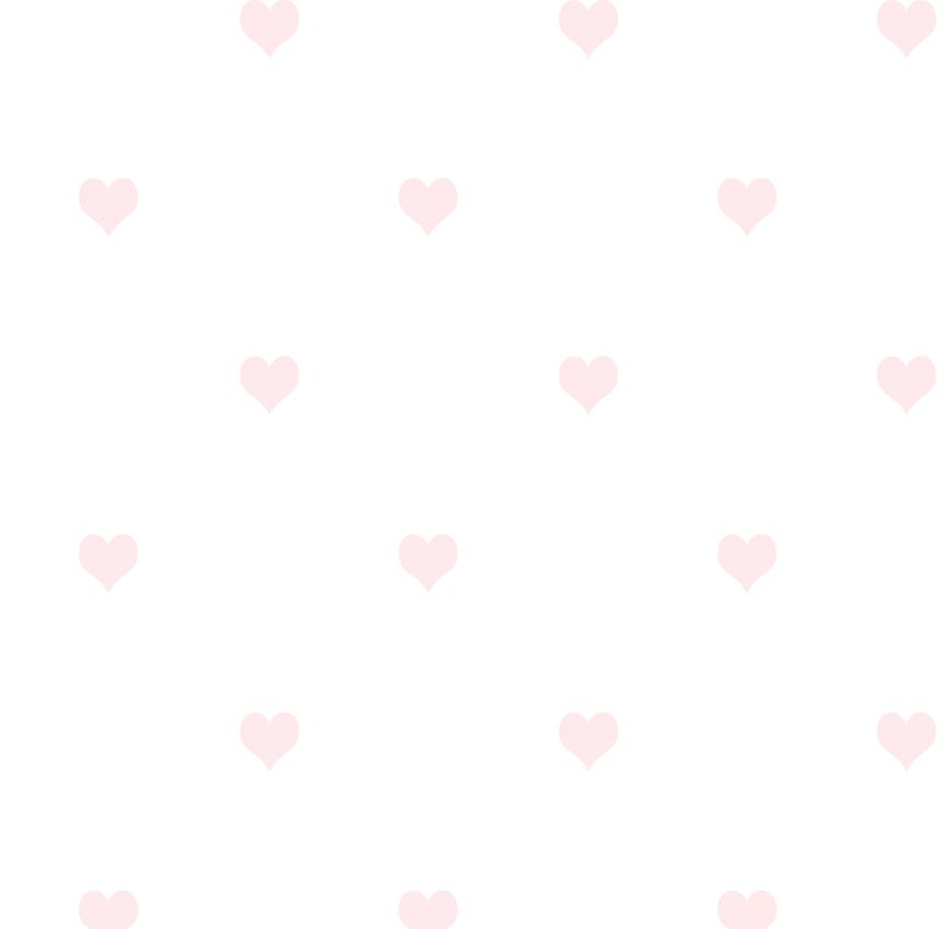 Papel de Parede - Coração Rosa