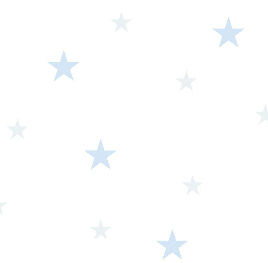 Papel de Parede - Estrela Azul