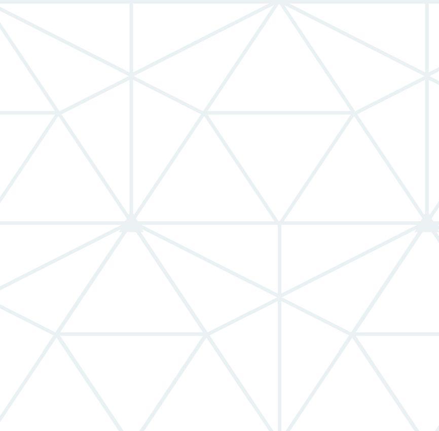 Papel de Parede - Geometrico Azul