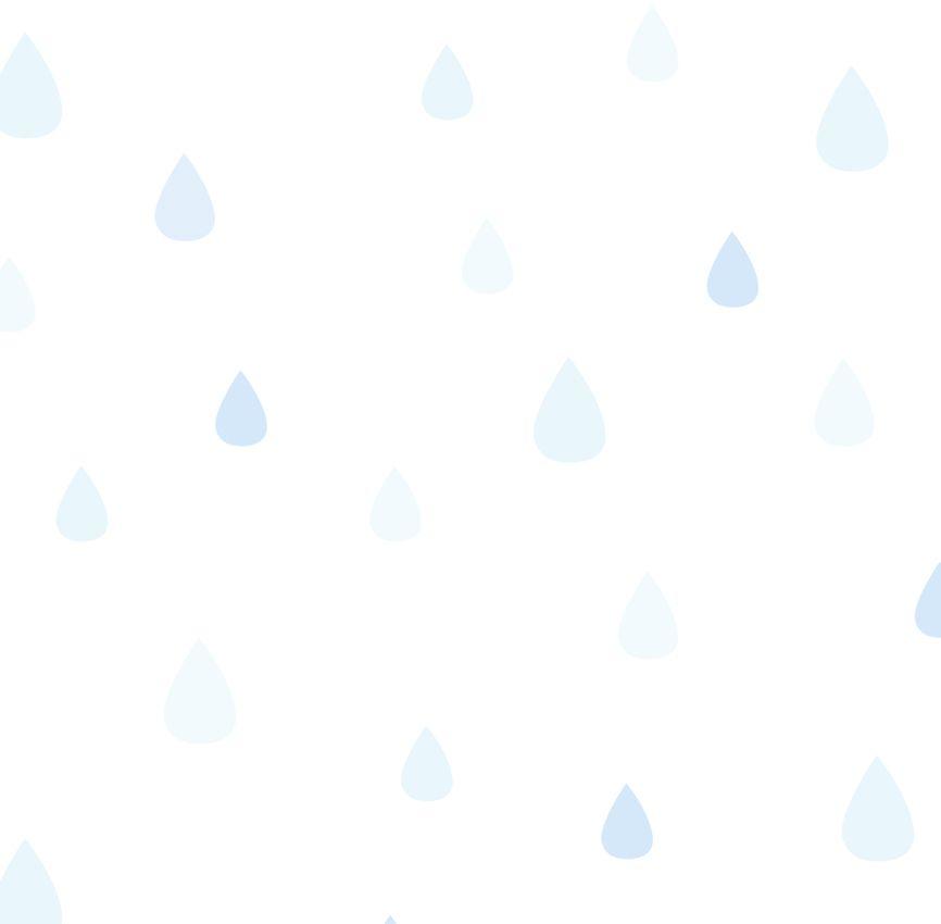 Papel de Parede - Gota Azul