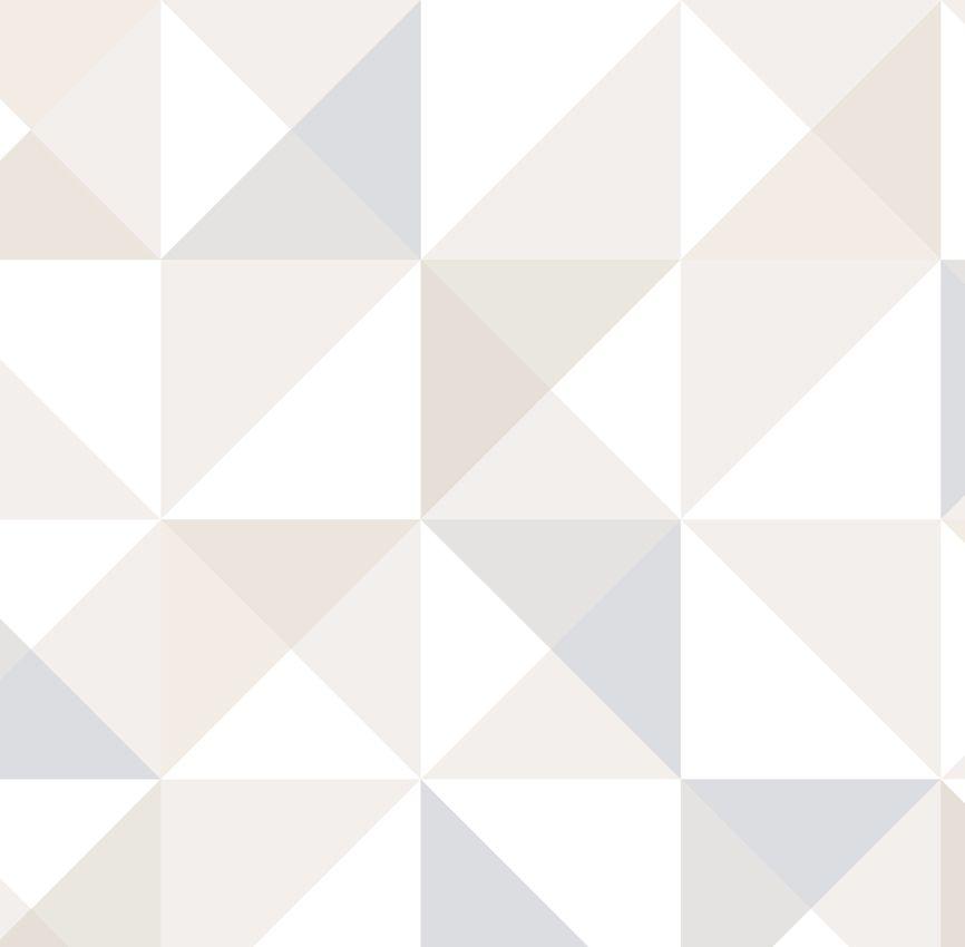 Papel de Parede - Quadrado Bege