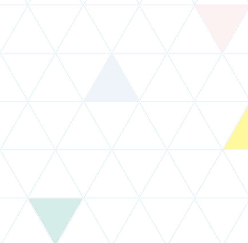 Papel de Parede - Triângulo Rosa