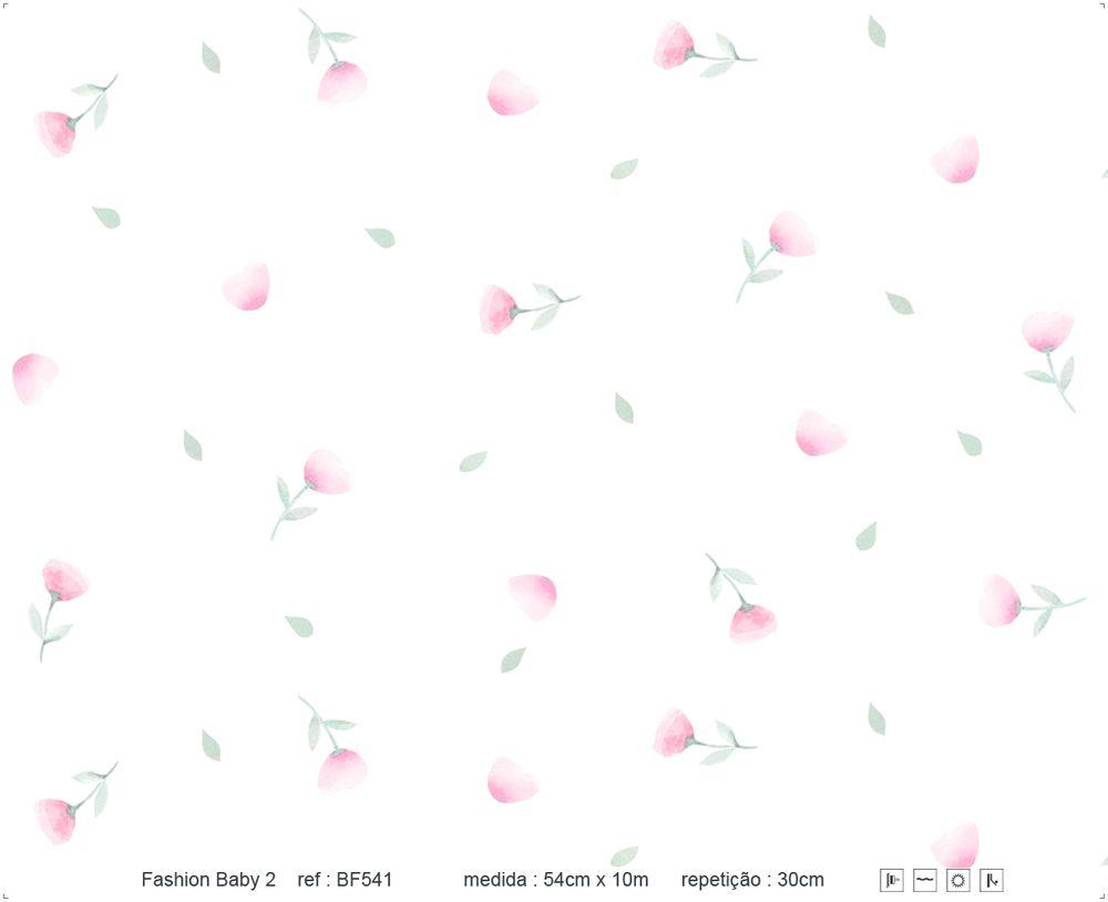 Papel de Parede - Tulipa