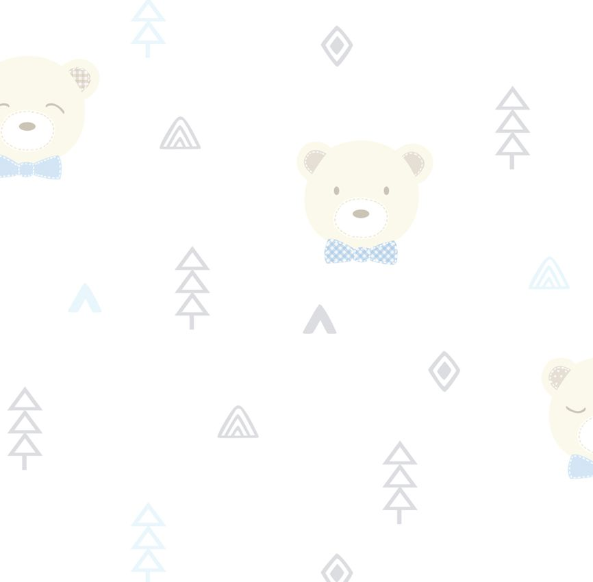 Papel de Parede - Urso Menino