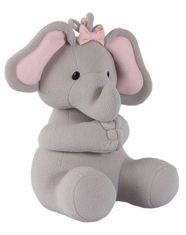 Peso de Porta Elefante - Menina