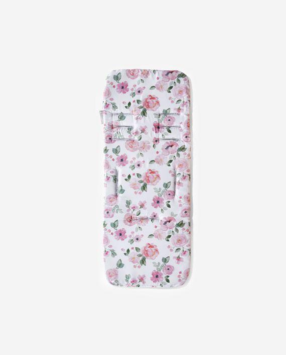 Protetor de Carrinho Flora - Rosé