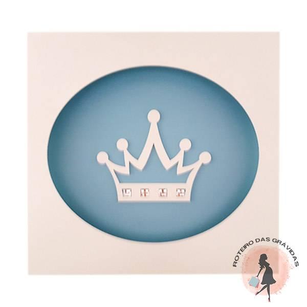 Quadro Coroa