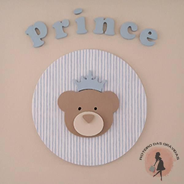 Quadro Urso principe