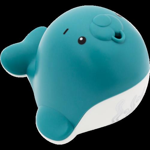Regador de Banho Foca - Azul
