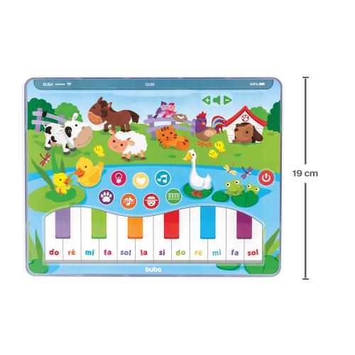 Tablet Cantando com os Animais