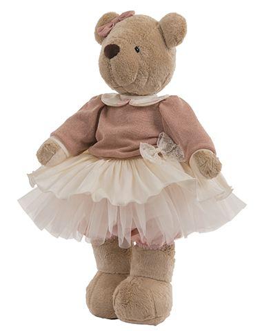 Ursa de Pelúcia Kikinha Honey - Rosê