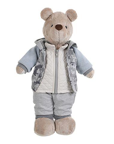 Urso de Pelúcia Bob Camuflado