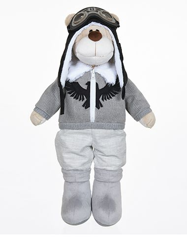 Urso de Pelúcia Aviador 4