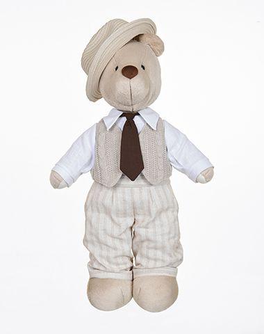 Urso de Pelúcia Bob Vintage