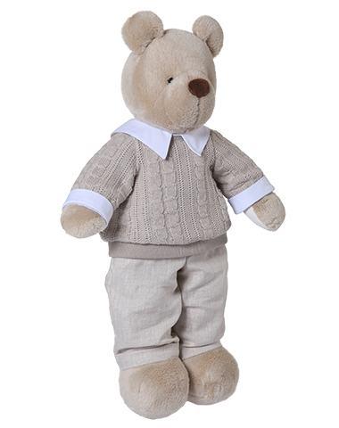 Urso de Pelúcia Bob Gummy - Bege