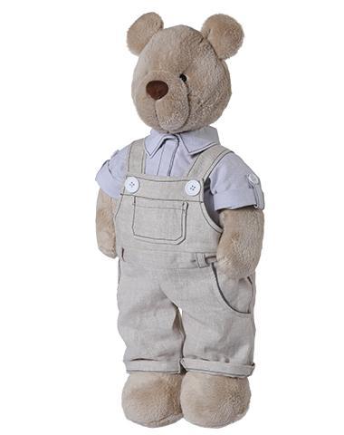Urso de Pelúcia Bob Linen