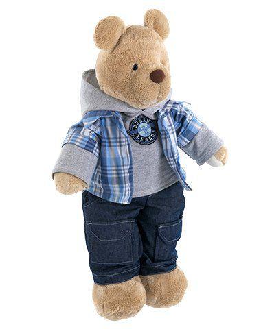 Urso de Pelúcia Bob Tyler