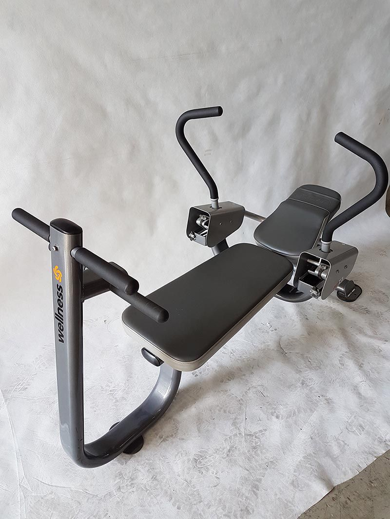 Ab Bench IMPULSE - (Peça Showroom)