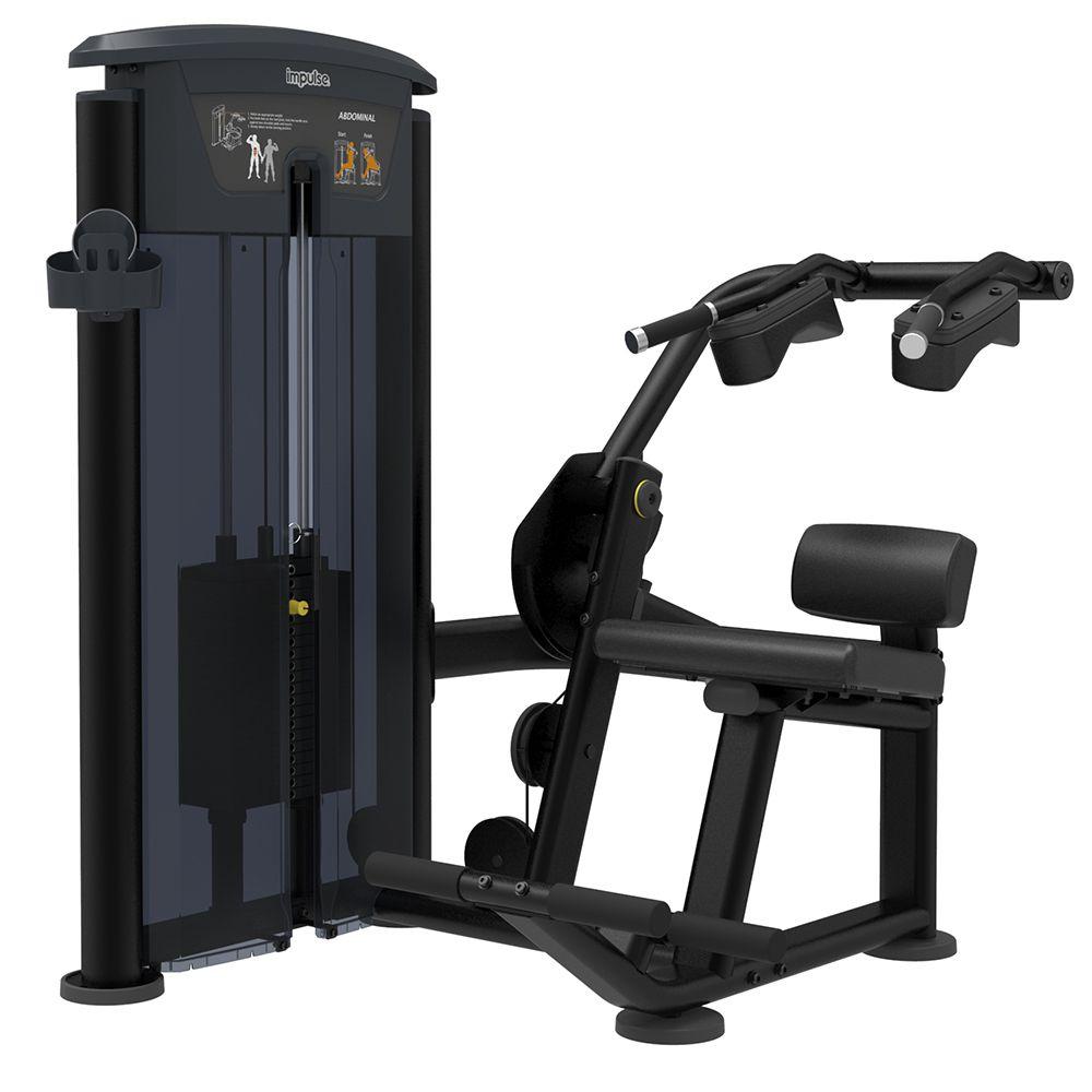 Abdominal New IT - 200lbs (90 kg)