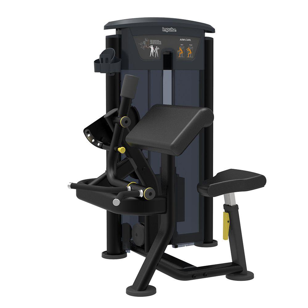 Arm Curl New IT -200 lbs (90 kg)