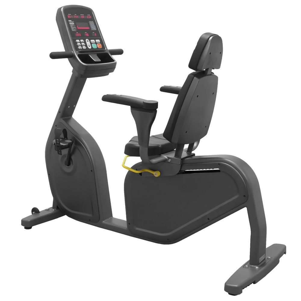 Bicicleta Horizontal Wellness Semi Profissional H3000 - OUTLET