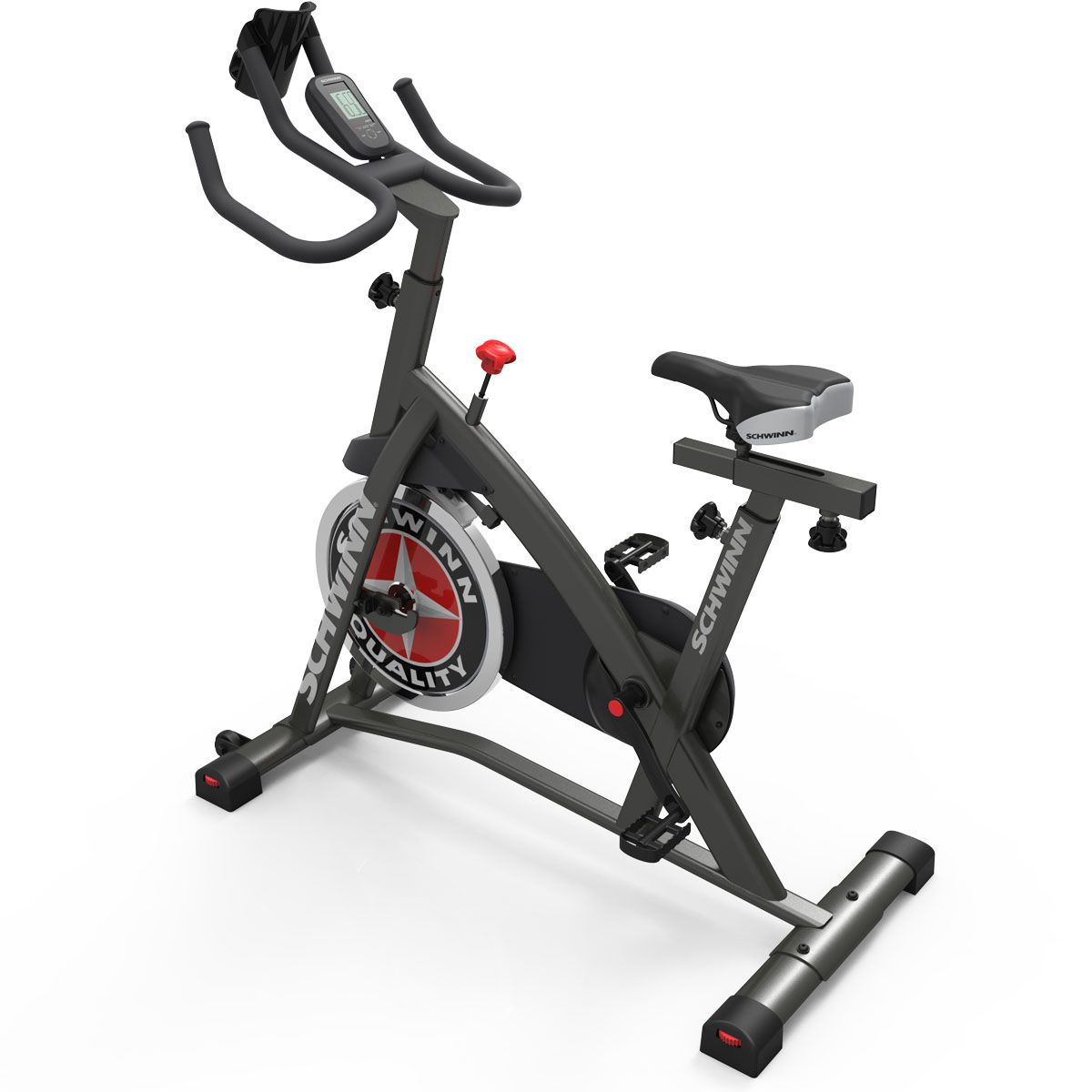 Bicicleta Spinning Schwinn IC2 Vertical