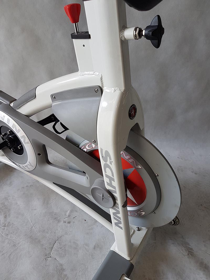 Bike Spinning Schwinn AC PERFORMANCE Carbon Blue - (Peça Showroom)