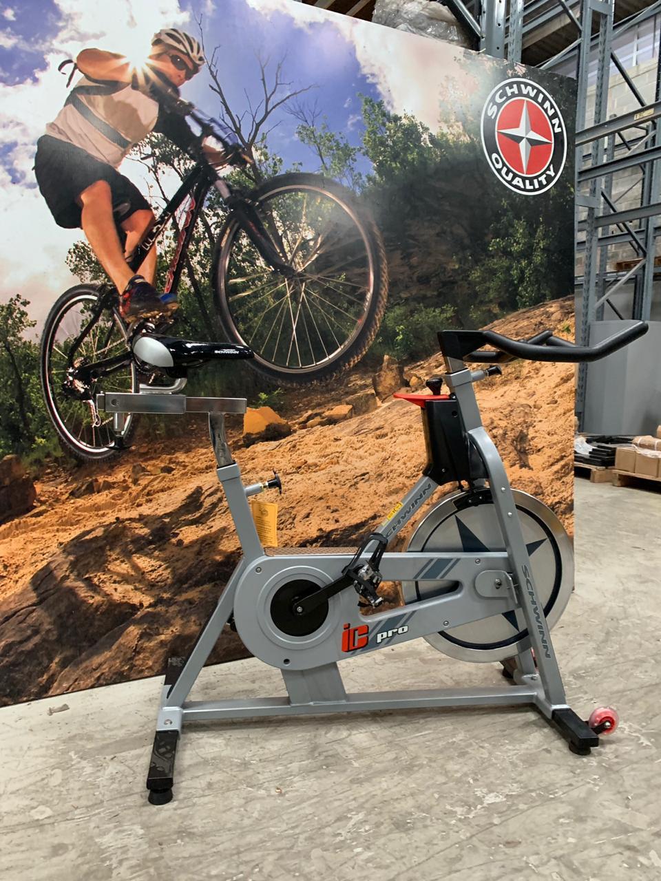 Bike Spinning Schwinn IC PRO - (Peça Showroom)
