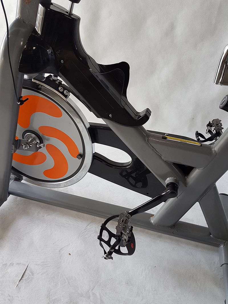 Bike Spinning Wellness AM com Painel - (Peça Showroom)