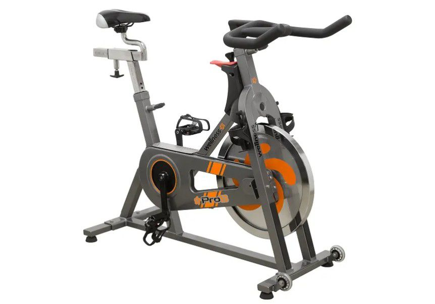 Bike Spinning Wellness PRO S - (Peça Showroom)