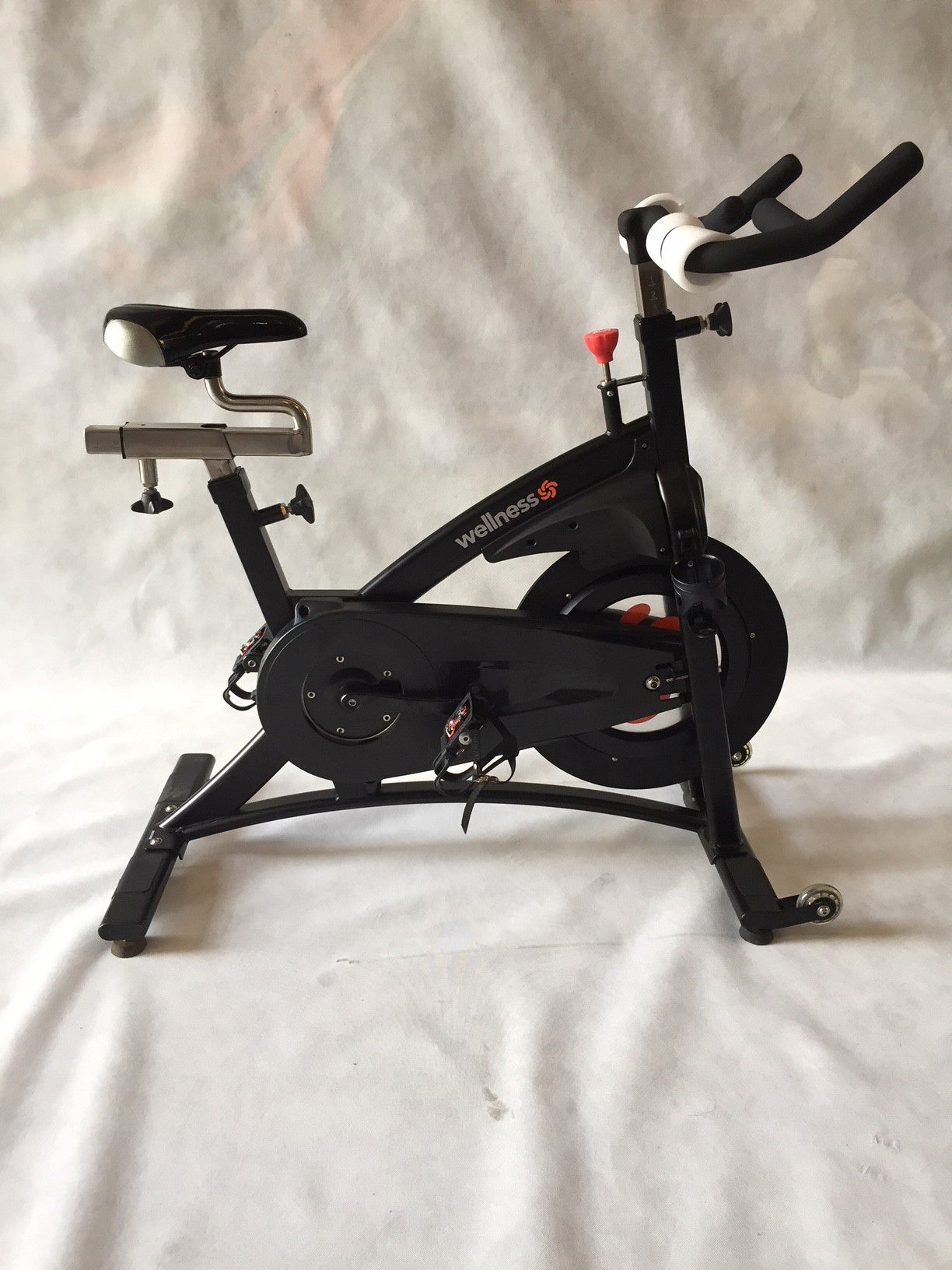 Bike Wellness Spinning SUPER M - (Peça Showroom)