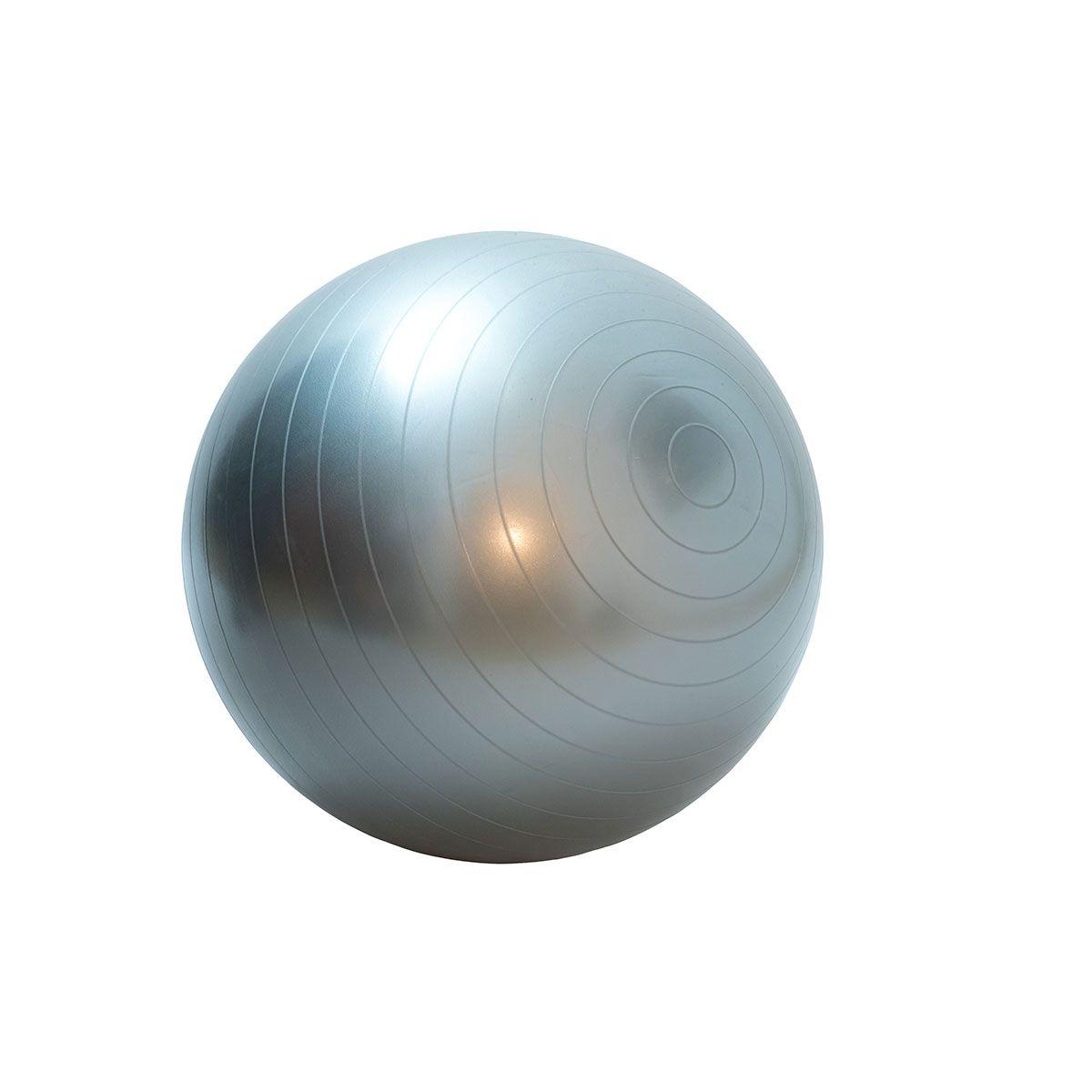 Bola de Ginástica e Pilates 65cm c/ Bomba de Ar - Wellness