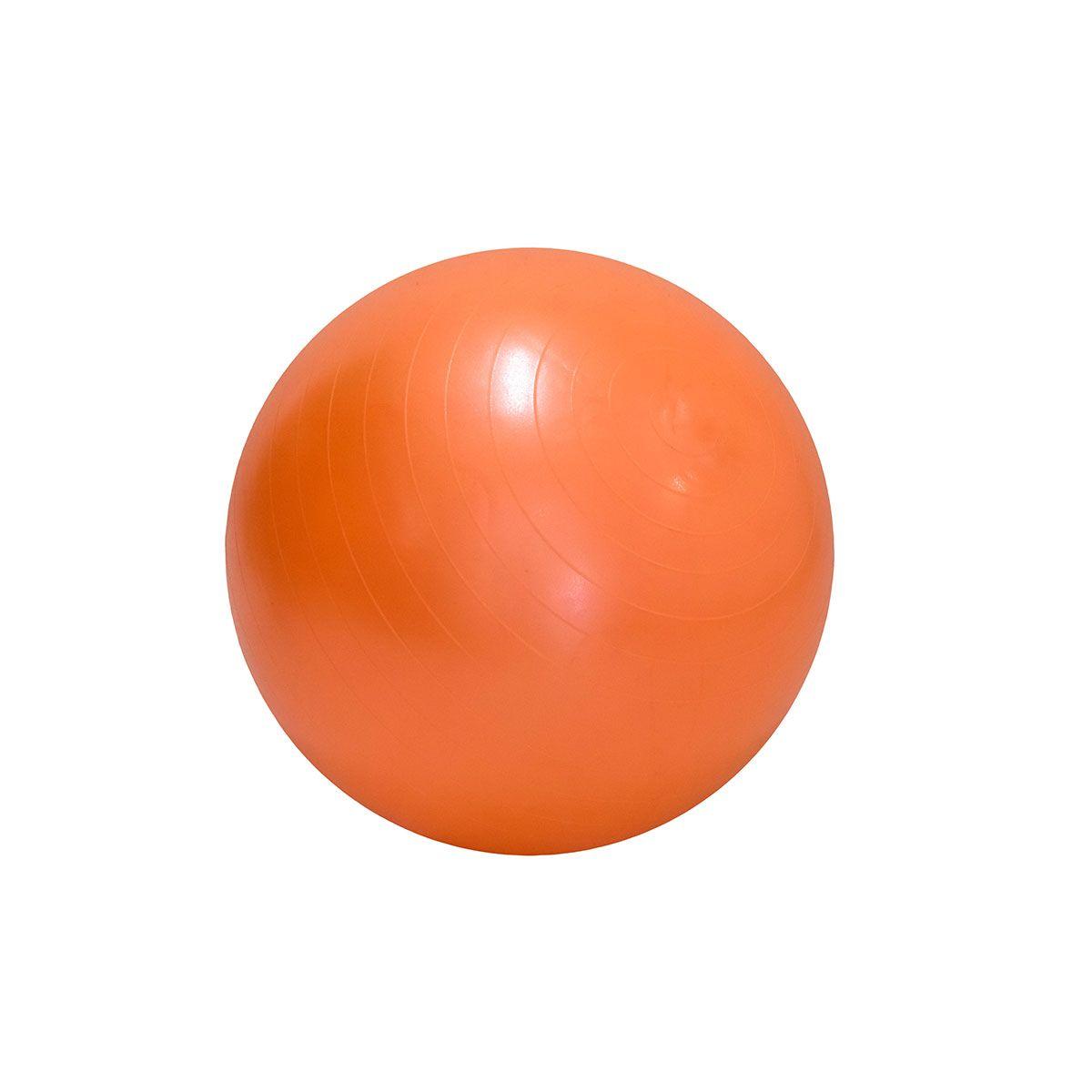 Bola de Ginástica e Pilates 75cm c/ Bomba de Ar - Wellness