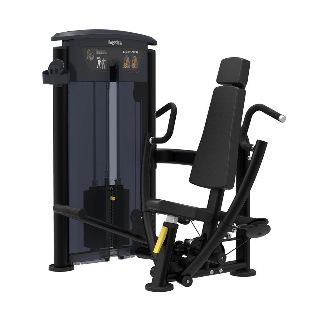 Chest Press New IT - 200 lbs (90 kg)