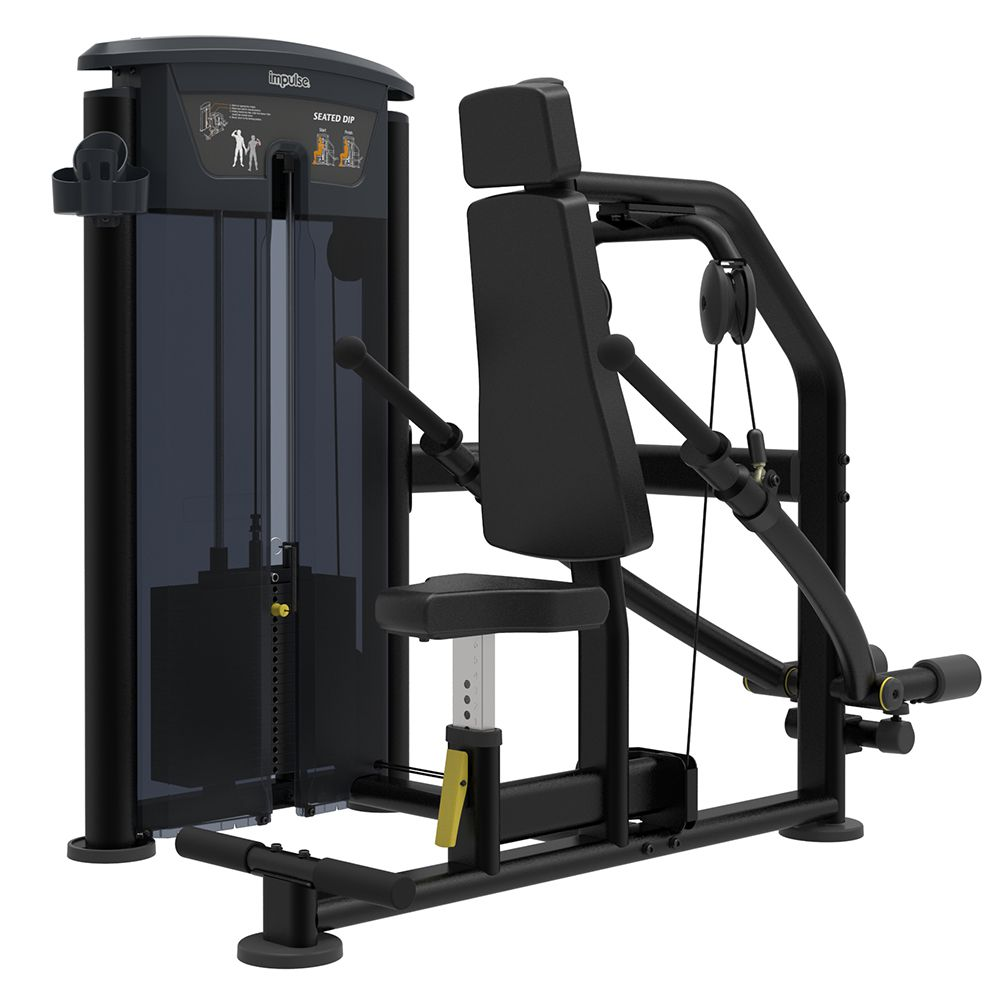 Dip Machine New IT - 200 lbs (90 kg)