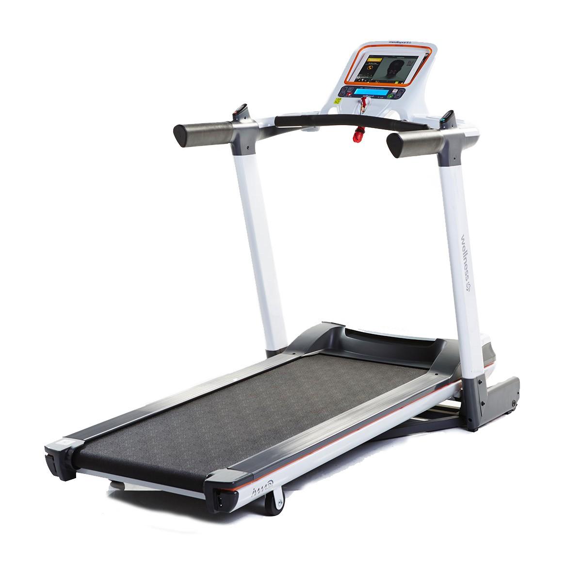 Esteira Elétrica Wellness ATLANTA - 110V (Residencial)