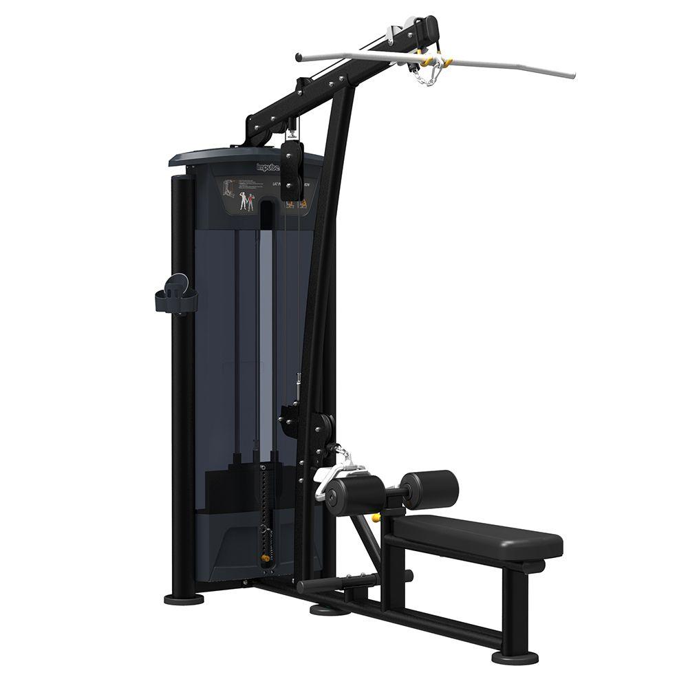 Lat Pull New IT - 235 lbs (106 kg)