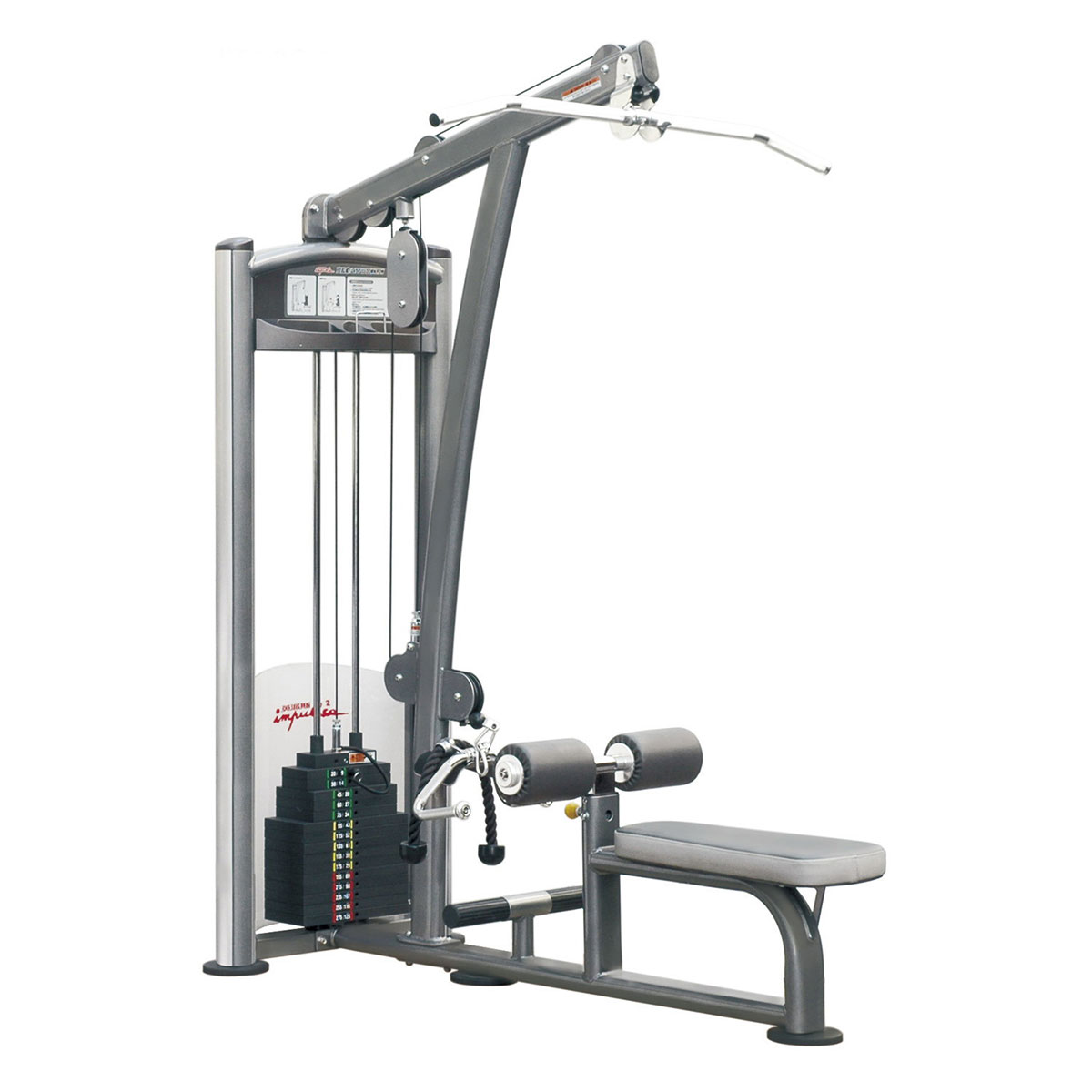 Lat Pulldown / Low Row - 200 lbs