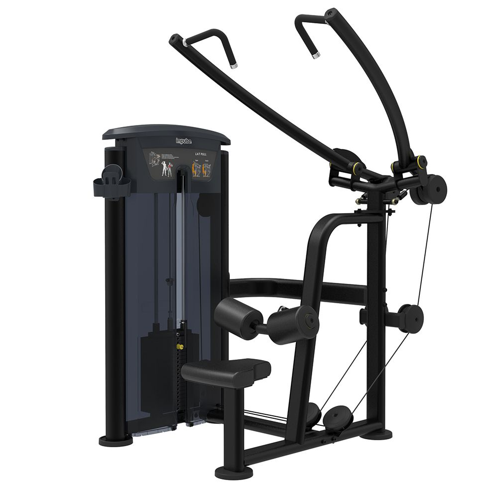 Lat Pulldown New IT - 275 lbs (124 kg)