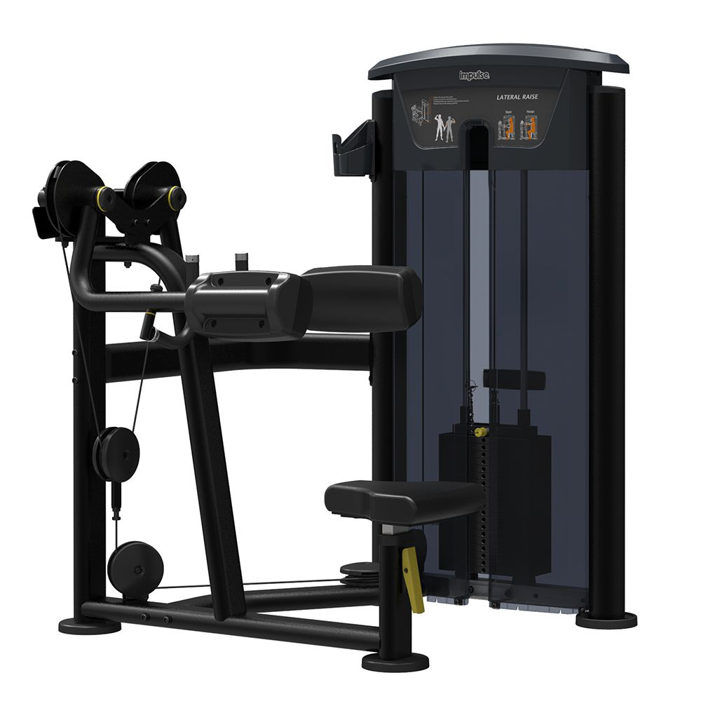 Lateral Raise New IT - 200 lbs (90 kg)