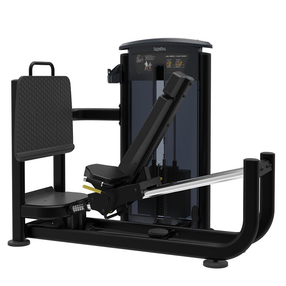 Leg Press New IT - 300 lbs (136 kg)