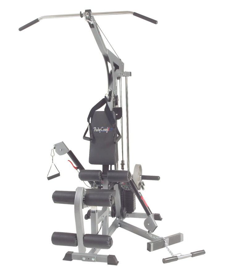 Mini Estação Multi Exercícios X-Press Body Craft (PEÇA SHOWROOM)