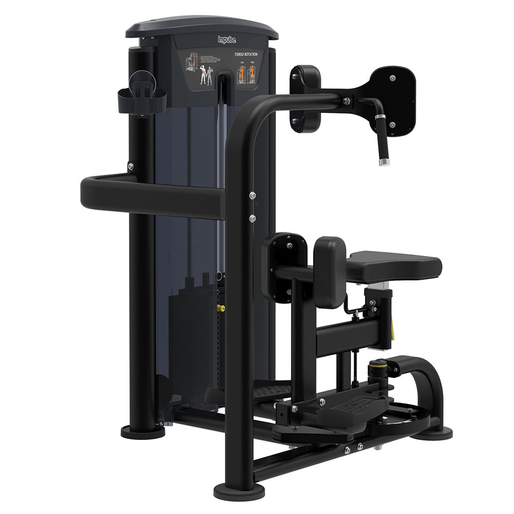 Rotary Torso New IT - 200 lbs (90 kg)