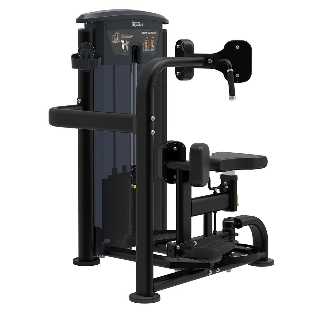 Rotary Torso New IT - 200 lbs (90 kg)