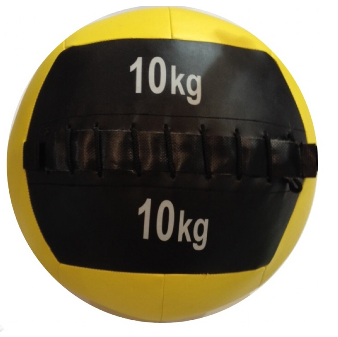 Wall Ball em PU 10kg Wellness