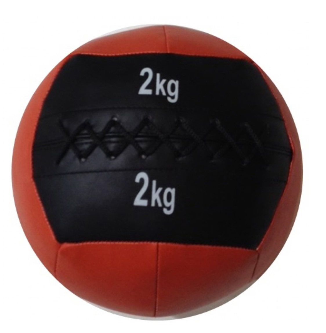 Wall Ball em PU 2kg Wellness